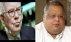 warren buffet and rakesh junjunwala 5 days ago  warren buffett, george soros and rakesh jhunjhunwala are big names in the  world of financial markets but there're people behind these three.