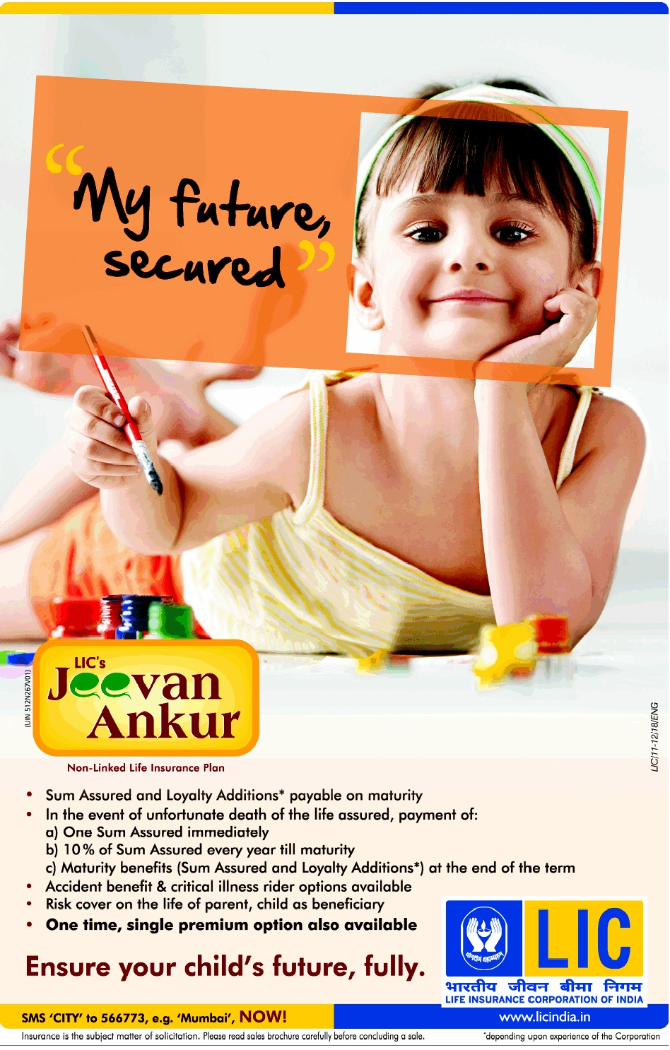 lic child future plan pdf