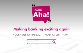 Axis Bank unveils AI-powered chatbot 'Axis Aha' for Customers