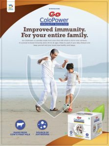 Parag Milk Foods to Launch Natural Immunity Booster Go Colo Power In India