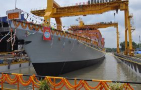 Garden Reach Shipbuilders and Engineers eyeing order book of Rs 28,000 crore from Navy contracts