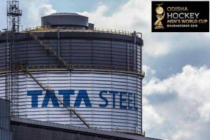 Tata Steel named as Official Partner for Men's Hockey World Cup 2018