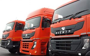 Volvo-Eicher Motors JV to set up Rs 400 Crores Truck manufacturing plant in Bhopal, Madhya Pradesh