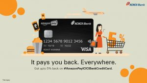 Amazon, ICICI Bank Launches Co-Branded Credit Cards to Convert Shopping Expense into Amazon Pay balance