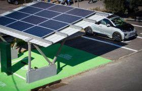 BHEL to Set up Solar-Based Electric Vehicle Charging Stations on Delhi-Chandigarh Highway