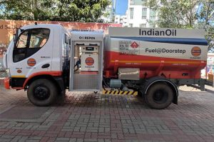 Indian Oil Corp sets up trading desk to buy Crude Oil on real-time basis in New Delhi