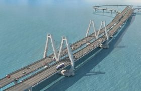 RELIANCE INFRASTRUCTURE, VERSOVA-BANDRA SEA LINK, ANIL AMBANI, MSRDC, COMPANIES, NEWS, bandra versova sea link plan, bandra versova sea link status, bandra versova sea link latest news, bandra versova sea link skyscrapercity, versova bandra sea link project reliance, bandra versova sea link design, bandra worli sea link, bandra versova sea link news