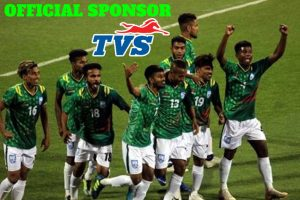 TVS TELEVISION NETWORK, TVS MOTOR COMPANY, ECONOMY OF TAMIL NADU, TAMIL NADU, TVS, BANGLADESH FOOTBALL FEDERATION, ECONOMY OF INDIA, BANGLADESH CHAMPIONSHIP LEAGUE, TELEVISION SOUTH, DILIP, NATIONAL TEAM, INTERCONTINENTAL CUP, CAPTAIN, FIFA WORLD CUP, BANGLADESH, TVS AUTO BANGLADESH, FOOTBALL WORLD CUP, FOOTBALL, FOOTBALL PARTNER FOR TWO WHEELERS, JAMAL BHUYAN, FIFA, SPORTS, NEWS, bangladesh national football team results, bangladesh football team ranking, bangladesh football news, bangladesh football clubs, bangladesh football league, india national football team, bangladesh football next match, pakistan national football team
