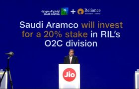 Reliance Industries, RIL, Saudi, Aramco, Mukesh Ambani, India, Saudi Aramco, Jamnagar, Ambani, BP Plc, BP, Abu Dhabi National Oil Co, ADNOC, Reliance Industries AGM, RIL AGM, RIL Joint Venture, RIL SHARE PRICE, Entreprenuership Risk, Entreprenuers, oil and gas, energy industry, Reliance Group, Vessel, middle east united arab emirates qatar, oil, gas, rig, drilling, exploration, offshore, offshore project, south africa, senegal, africa, taiwan, aramco, hormuz