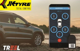 tyre manufacturer, Largest tyre, Tyre size, Tyre company, vehicle owners, smartphones for Tyres, Indian dealerships, Sensors, Smart Tyre Technology, Radial Tyres, Treel