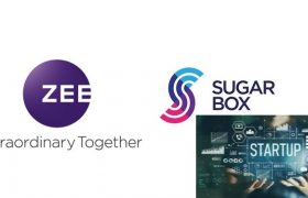 Zeel, Zee TV, ZEE Networks, Subhash Chandra Goyal, SugarBox, OTT, AdTech, Railtel, Indian Railways, ZEEL Share Price, Tech Startup, Technology Based Startup, Media, Entertainment, Digital Content, Digital Infrastructure, Margo Networks, Startup Sugarbox, dreamdth, punit goenka