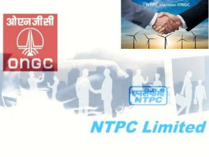 NTPC Ltd, ONGC, National Thermal Power corporation, Oil and Natural Gas Corporation, NTPC, NTPC Share Price, ONGC Price, offshore wind, joint ventures in India, PSU, Government Companies, Power Companies, Oil Companies, Renewable Energy, MOU, Memorandum of Understanding, PSU, Public Sector Undertaking, Divestment, Disinvestment, Oil Companies, Oil India