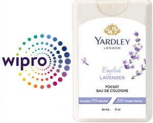 Wipro Consumer Brand, Yardley london, Manish Vyas, Cologne EDC, Consumer care, scent, perfumer sanitizer, pocket sanitizer, wipro, edc pocket, Eau De Cologne, personal care, beauty care, hygiene products