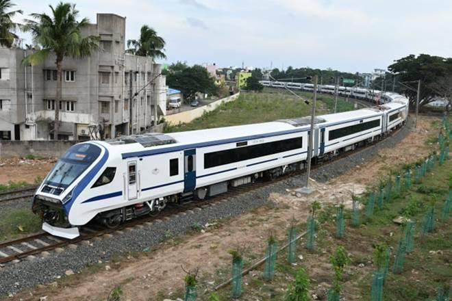 Grey market price of rail vikas ipo