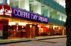 CAFÉ COFFEE DAY LAUNCHES FIRST FLAGSHIP OF COFFEE DAY SQUARE IN HYDERABAD