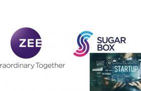 Zeel, Zee TV, ZEE Networks, Subhash Chandra Goyal, SugarBox, OTT, AdTech, Railtel, Indian Railways, ZEEL Share Price, Tech Startup, Technology Based Startup, Media, Entertainment, Digital Content, Digital Infrastructure, Margo Networks, Startup Sugarbox, dreamdth, punit goenka