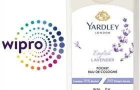 Wipro Consumer Brand, Yardley london, Manish Vyas, Cologne EDC, Consumer care, scent, perfumer sanitizer, pocket sanitizer, wipro, edc pocket, Eau De Cologne, personal care, beauty care, hygiene products